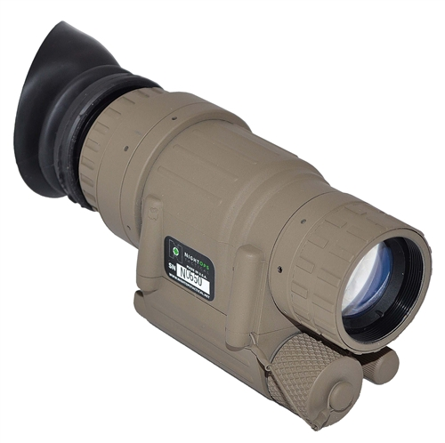 uses of thermal scope