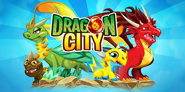 Dragon City games