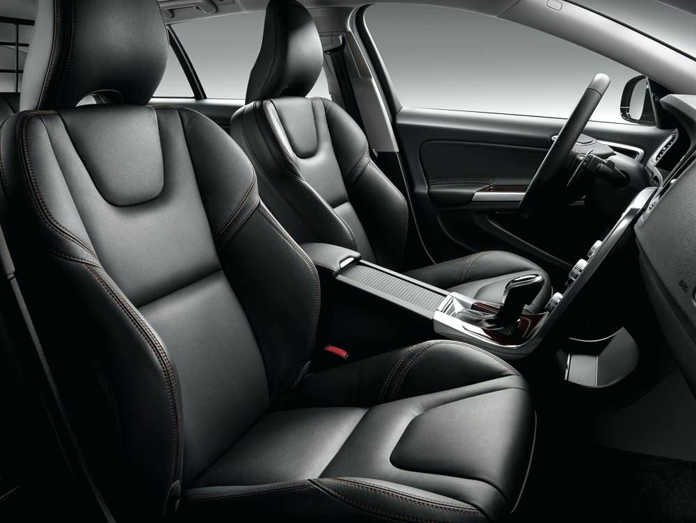 Traditional leather interiors