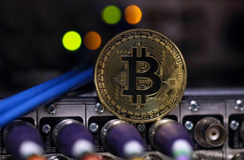 bitcoin transaction work