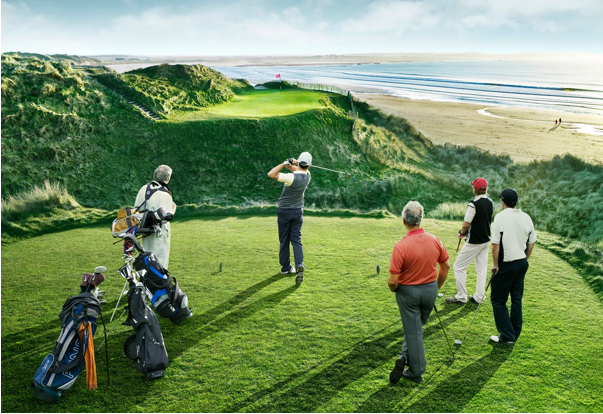 The best place for you to go on a golf trip