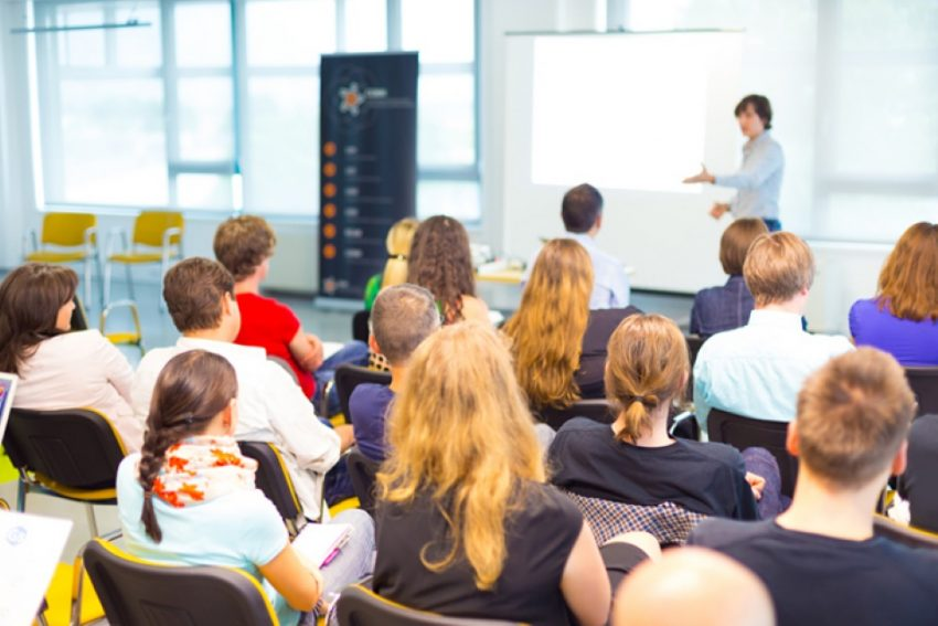 Improve your skills by attending workshops