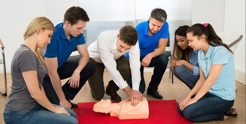 Fives effective Curses of First Aid