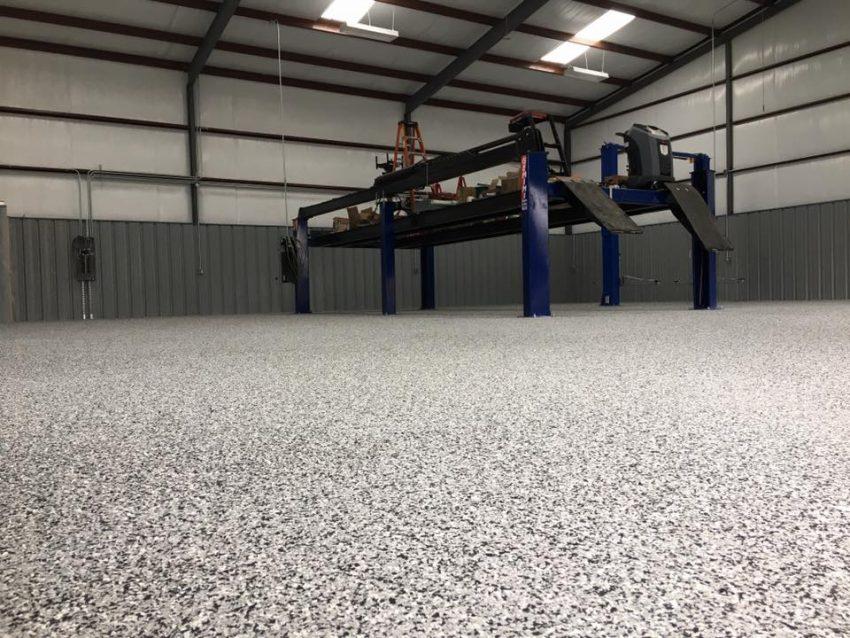 industrial floor coatings